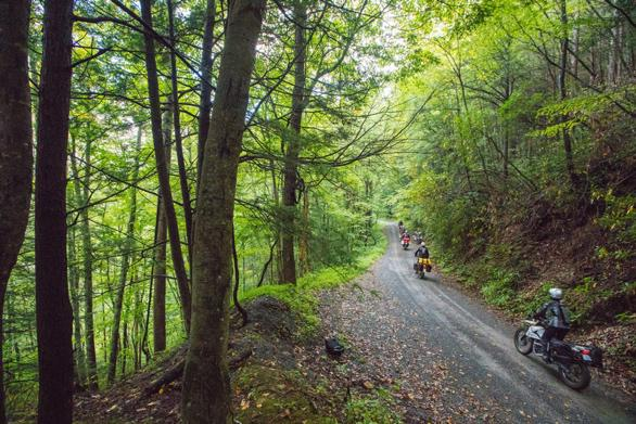 Mid-Atlantic Back Country Discovery Route Movie
